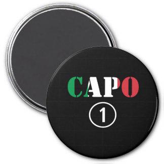 Italian Bosses : Capo Numero Uno Fridge Magnets