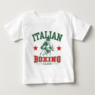 Italian Boxing Baby T-Shirt