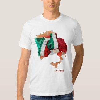 Italian Boxing Heritage T Shirts