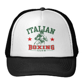 Italian Boxing Trucker Hat
