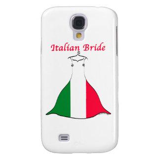 Italian Bride Galaxy S4 Case