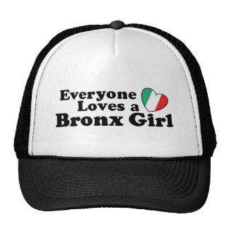 Italian Bronx Girl Trucker Hat