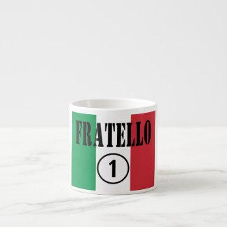 Italian Brothers : Fratello Numero Uno Espresso Cup