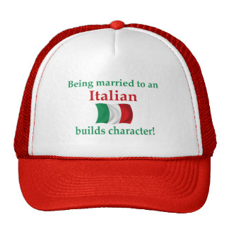 Italian Builds Character Trucker Hat