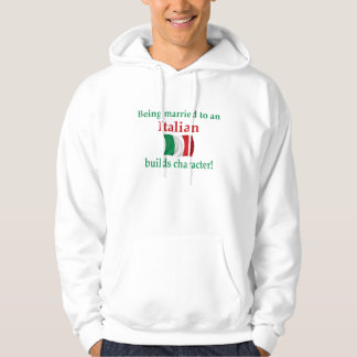 Italian Builds Character Hoodie