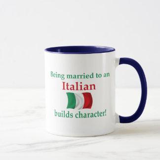 Italian Builds Character Mug