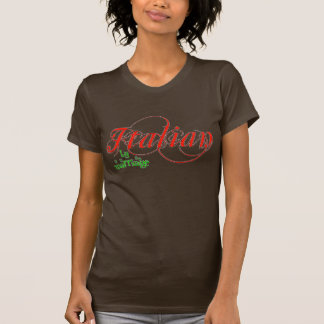 Italian By Marriage For Dark Backgrounds T Shirts