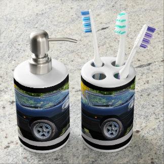 Italian Cabriolet - photo: Jean Louis Glineur Bathroom Set