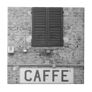 Italian Caffè Tile