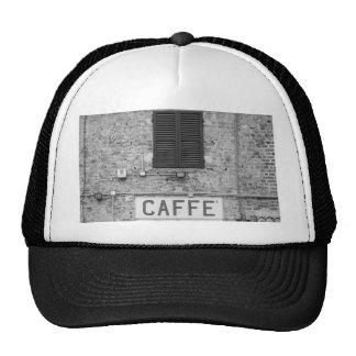 Italian Caffè Trucker Hat