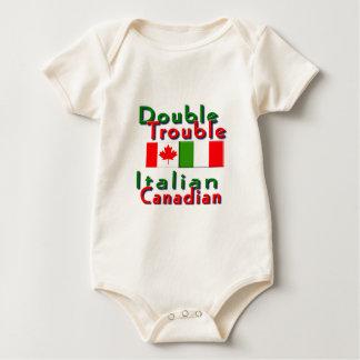 Italian-Canadian Baby Bodysuit