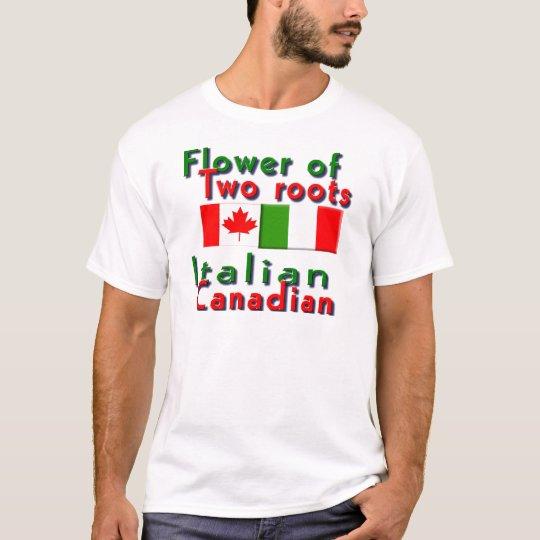 Italian-Canadian T-Shirt