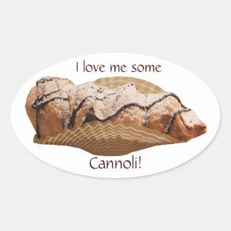 Italian Cannoli Lover's Stickers