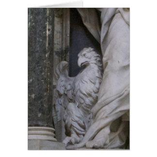 Italian cards, San Giovanni in Laterano Rome Greeting Card