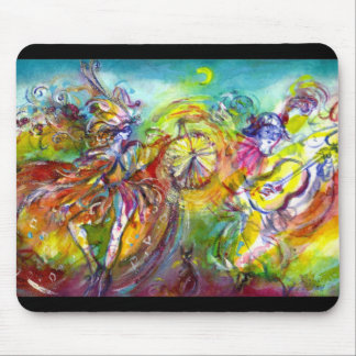 ITALIAN CARNIVAL / Dance,Music,Theater Mouse Pads