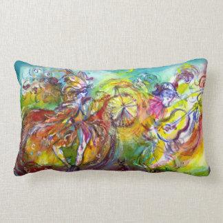 ITALIAN CARNIVAL / Dance,Music,Theater Pillows