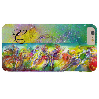 ITALIAN CARNIVAL MONOGRAM/ Dance,Music,Theater Barely There iPhone 6 Plus Case