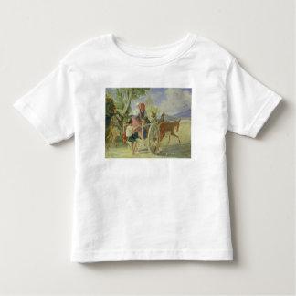 Italian Cart Toddler T-shirt