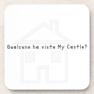 Italian-Castle Coaster