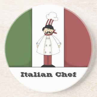 Italian Chef #1 Coaster