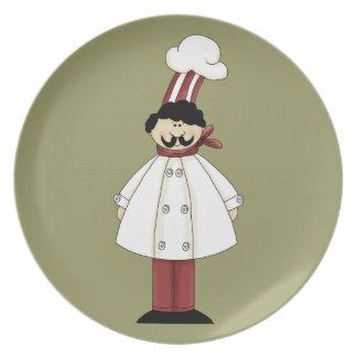 Italian Chef #1 Plate