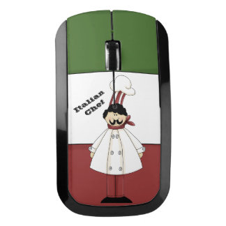 Italian Chef #1 Wireless Mouse