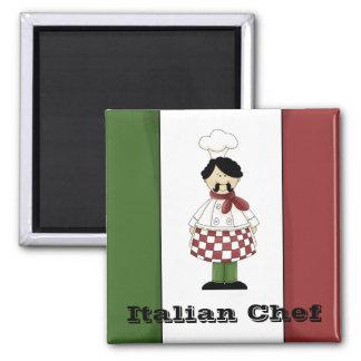 Italian Chef #2 Magnet