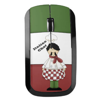 Italian Chef #2 Wireless Mouse