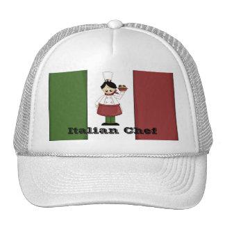 Italian Chef #3 Hat