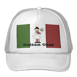 Italian Chef #4 Hat