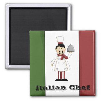 Italian Chef #4 Magnet