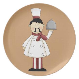 Italian Chef #4 Plate