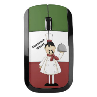 Italian Chef #4 Wireless Mouse