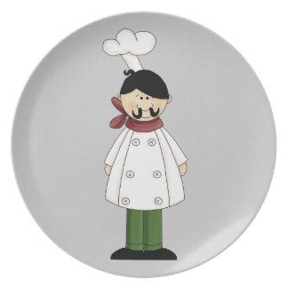 Italian Chef #5 Plate