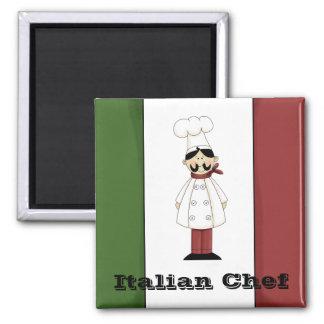 Italian Chef #6 Magnet