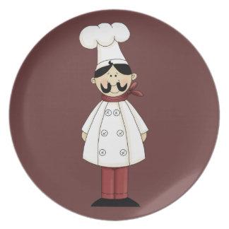 Italian Chef #6 Plate