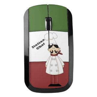 Italian Chef #6 Wireless Mouse