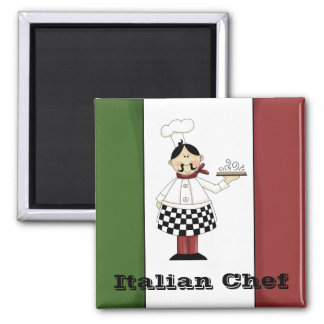 Italian Chef #7 Magnet