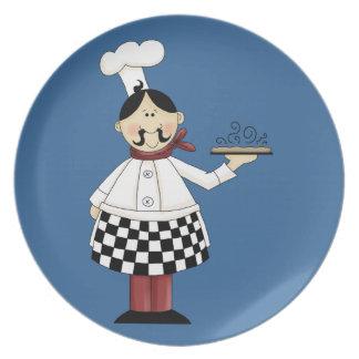 Italian Chef #7 Plate