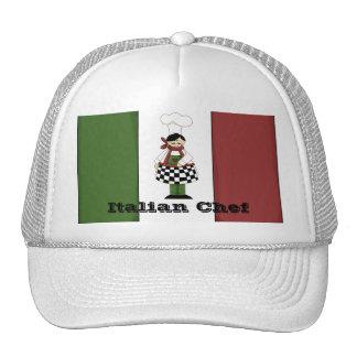 Italian Chef #8 Hat