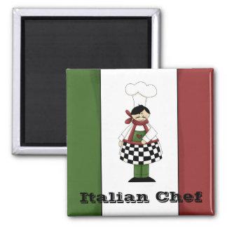 Italian Chef #8 Magnet
