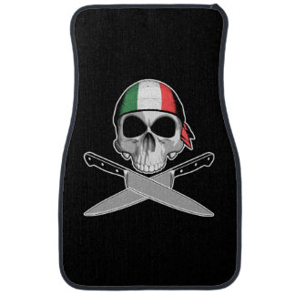 Italian Chef Car Floor Mat