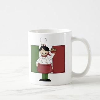 Italian Chef - Customizable Coffee Mug