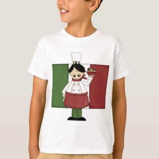 Italian Chef - Customizable T-Shirt