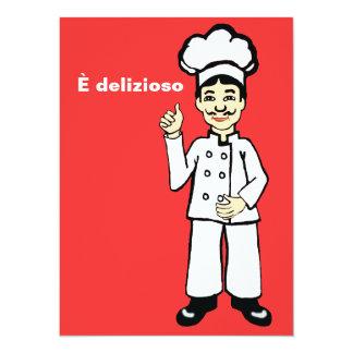 Italian Chef - È delizioso Announcements