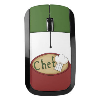 Italian Chef Hat Wireless Mouse