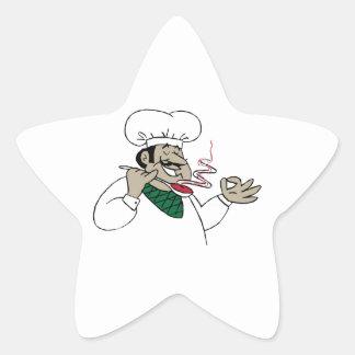 Italian Chef Sticker