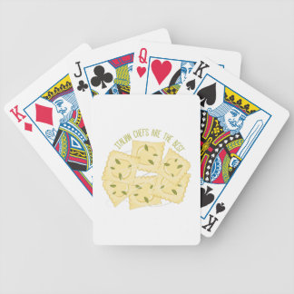 Italian Chefs Best Bicycle Playing Cards