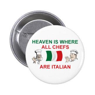 Italian Chefs Pin