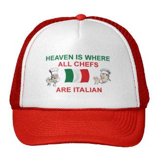 Italian Chefs Trucker Hat
